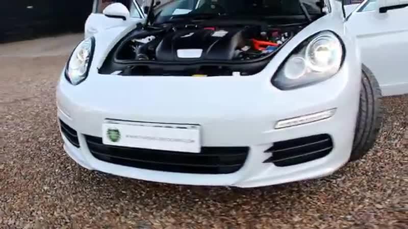 Porsche Panamera 3 0 V6 S E Hybrid 4dr Saloon Tiptronic S Automatic in Carrera W