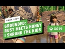 Grounded is Rust Meets Honey I Shrunk the Kids - IGN Live | X019