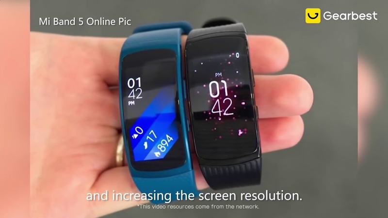 Xiaomi Mi Band 5 is Coming:All Rumors About Upgrade Features 2020