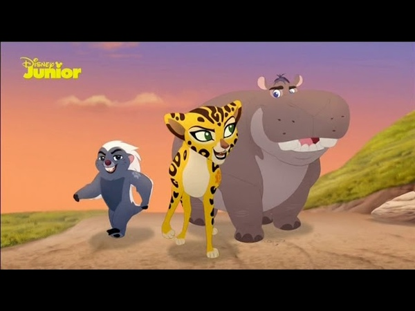 The Lion Guard: Battle for the Pride Lands On the Last Night European Portuguese