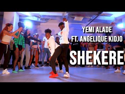 Yemi Alade Shekere ft Angelique Kidjo Meka Oku Ornella Choreography