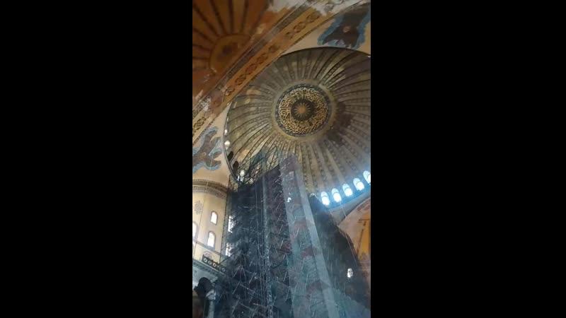 Собор Св. Софии. Стамбул. креативныйтурагент 7(347) 298-18-08