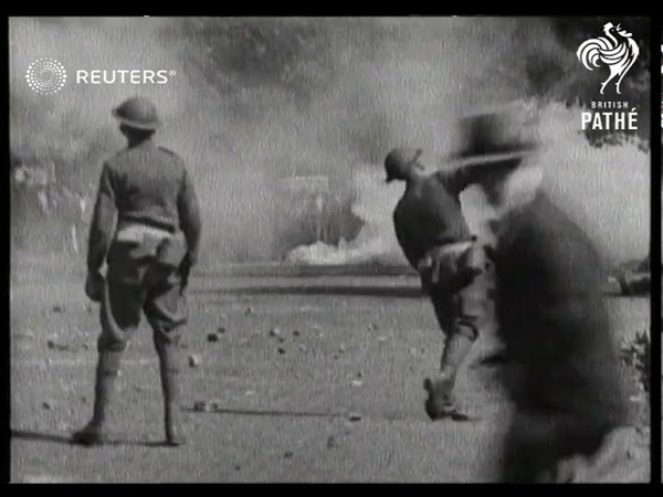 POLITICS Toledo strike continues Two killed two hundred wounded Militia get upper hand 1934