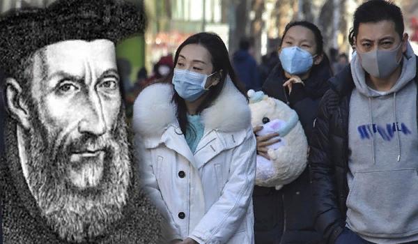 Коронавирус: Нострадамус предсказал смертельный китайский вирус