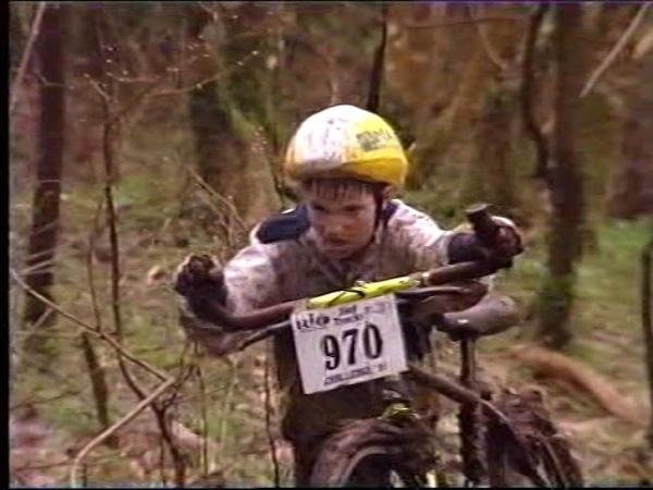 1991 Mountain Biking Malvern Hills Bosley Catterick MBC NEMBA 7UP Series olde skool