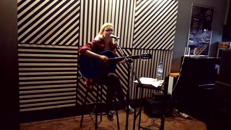 Мальбэк х Лиза Громова Глаза lija kramer cover live 2019