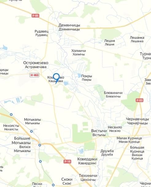 В Брестском районе - жёсткое ДТП, пострадал человек. Впечатлительным не смотреть!