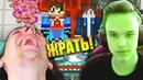 ОЧЕНЬ ГОЛОДНЫЕ ПРИКОЛЫ в МАЙНКРАФТ с ЭНДЖЕЙЗИ! • Трэш - Minecraft 1