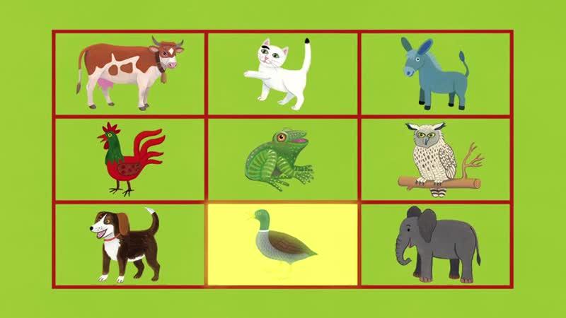 Comptine et devinettes pour mimer les animaux - Vidéo Mobiliser le langage dans toutes ses dimensions Lumni (1)