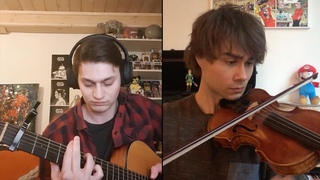 "Alexander Rybak & Thomas Leypoldt - ""Song from a Secret Garden"" Online Duet"