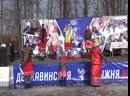 Снег снежок Ирина Звягина и ансамбль В Мире Танца 20 02 2020 Державинская лыжня Тамбов Парк Дружбы