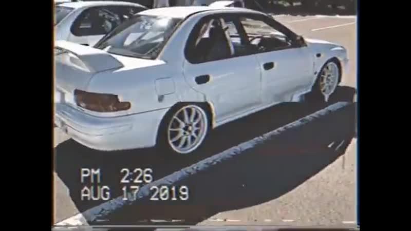 Subaru impreza wrxsti typeRA gc8 gf8 oldscool