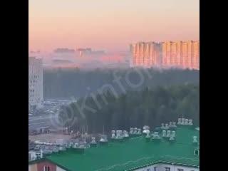 Смог в Сургуте