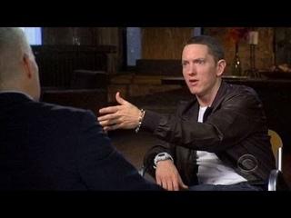 Интервью Эминема на канале CBS в передаче «60 Minutes» | на русском языке