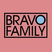 Логотип BRAVO FAMILY