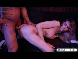 [Transsensual] Casey Kisses, Draven Navarro(Champagne Room ) [Hardcore, Natural tits, Anal, Deepthroat, Blowjob, Big Dick