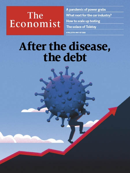 The Economist USA 04.25.2020