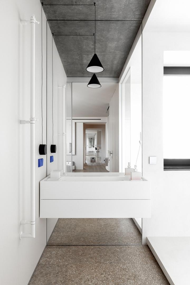 Проект киевской квартиры с эстетикой японского минимализма от  архитектора Рины Ловко