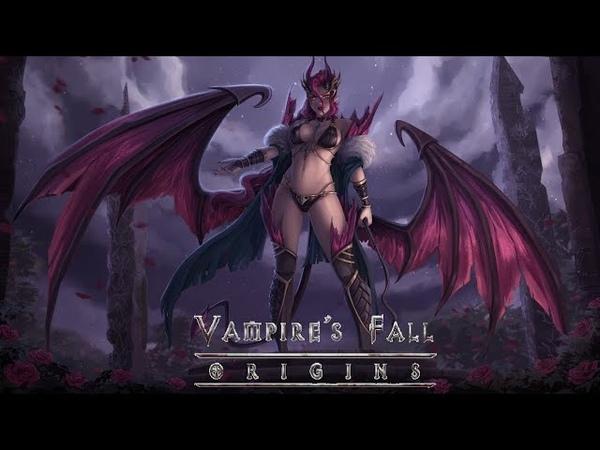 Пробуждение тёмных сил Часть 1 Vampire's Fall Origins