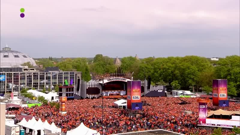 Armin van Buuren live at 538 Koningsdag 2018