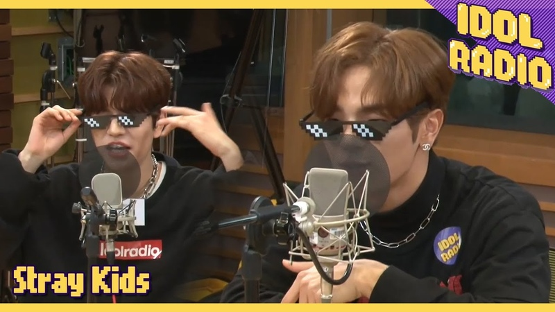 [IDOL RADIO] Freestyle Rapping by WOOJIN SEUNGMIN I.N HAN♬♪
