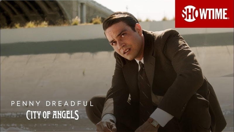 'Prophecy' Teaser Penny Dreadful City of Angels SHOWTIME