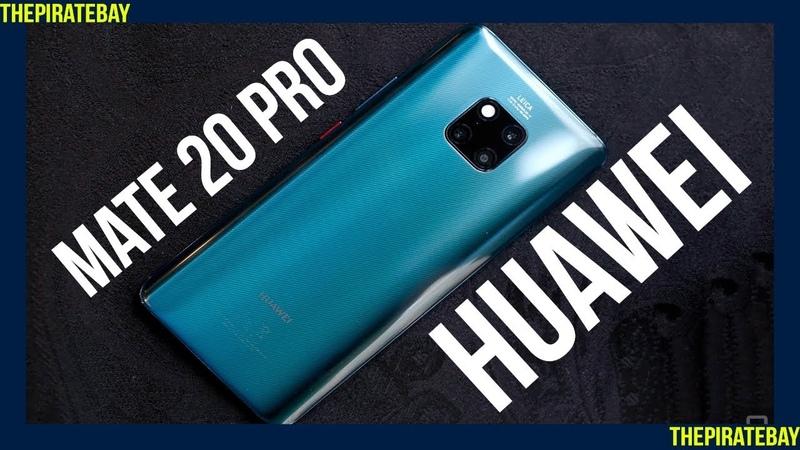 Обзор Huawei Mate 20 Pro Отзывы в ПлеерРу
