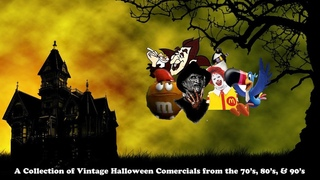 A Collection of Retro Halloween Commercials: From the 70s-90s