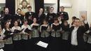 Концерт Молодежного хора к 30-летию возрождения Данилова монастыря 2013 Данилов монастырь