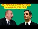 Əli Kərimli İlham Əliyevə Layiqli Cavab Verdi - Azadlıq Qəzeti