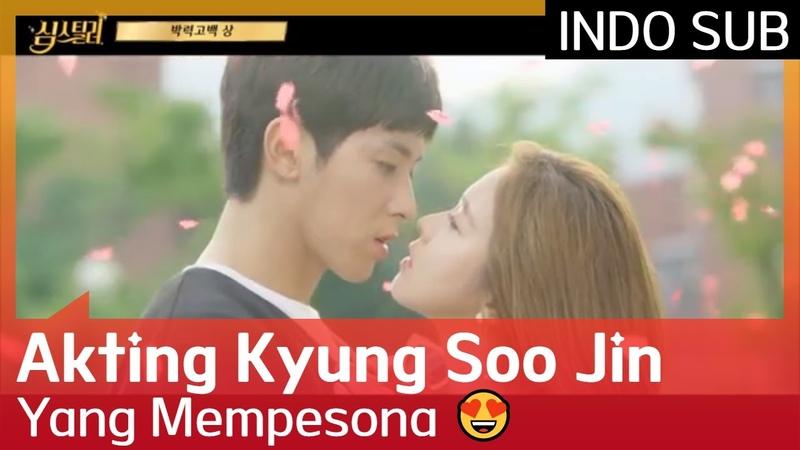Akting Kyung Soo Jin Yang Mempesona 😍 Meloholic 🇮🇩 INDO SUB 🇮🇩