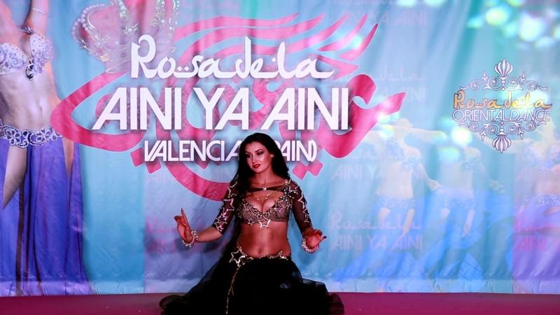 ALEX DELORA 2019 Shaabi AINI YA AINI Festival by Rosadela Valencia Spain