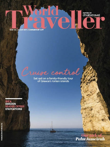 World Traveller - August 2019