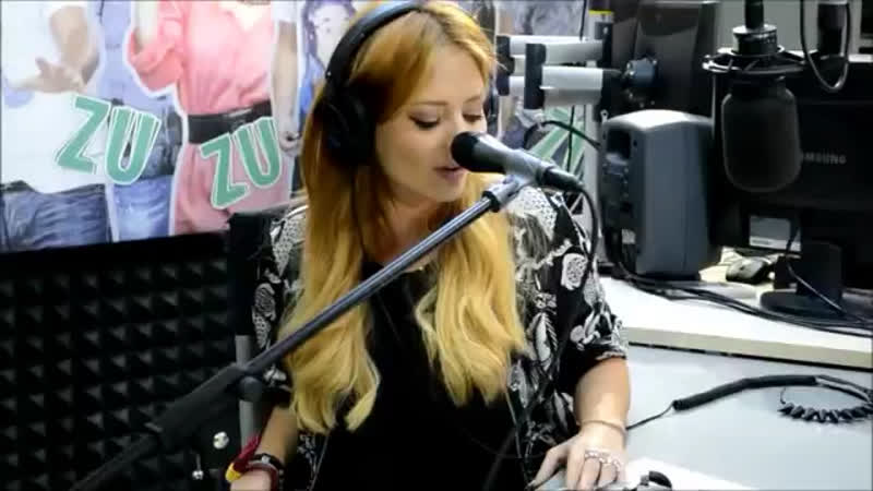 Delia - E adevarat, iubirea mea (Mihaela Runceanu) (Live la Radio ZU - Marea Unire ZU)