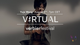Virtual Verbier Festival: DG presents Yuja Wang