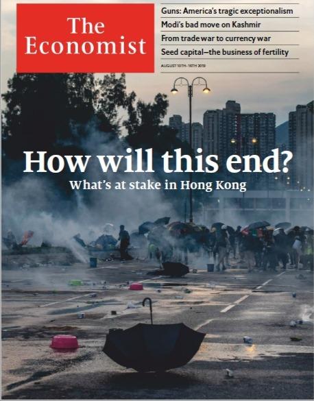 2019-08-10 The Economist - UK edition