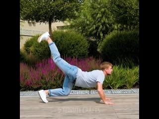 Легкие танцевальные движения