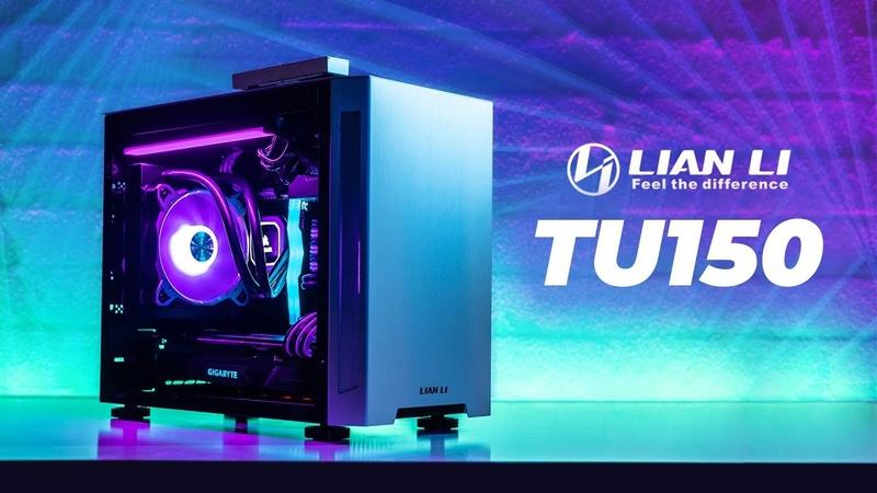 Lian Li TU150 Ryzen 9 3900X Mini ITX Gaming Build Benchmarks