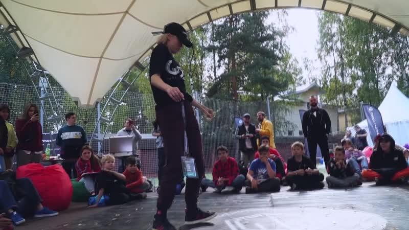 Джем-Пикник Пространство танца 14 сентября 2019 г.