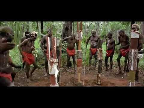 Папуасы танцуют под чувашские частушки