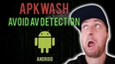 How to Avoid AV Detection With APKWash
