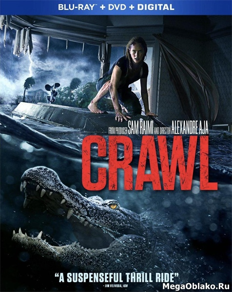 Капкан / Crawl (2019/BDRip/HDRip)