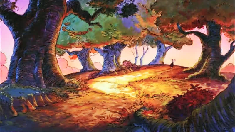 01 Я и моя тень Как поймать икоту ♥ Приключения Винни Пуха 2 сезон Мультики для детей cartoons