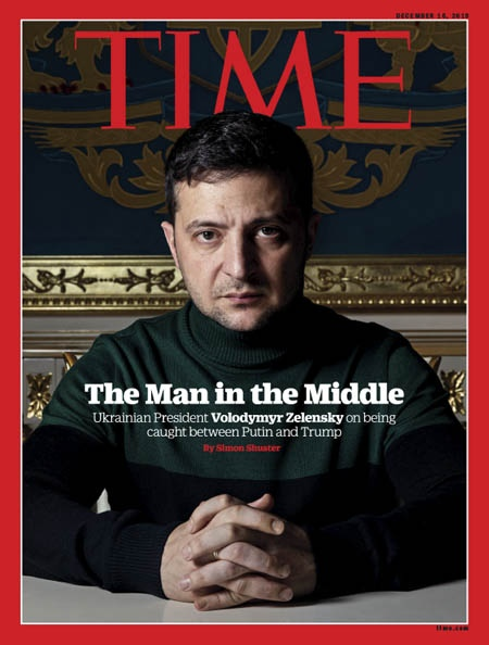 Time Magazine International Edition - 12.16.2019