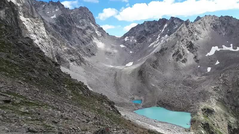 Перевал Охотничий. Гвандра 2020