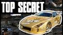 Тюнеры Японии Top Secret В Поисках Золота