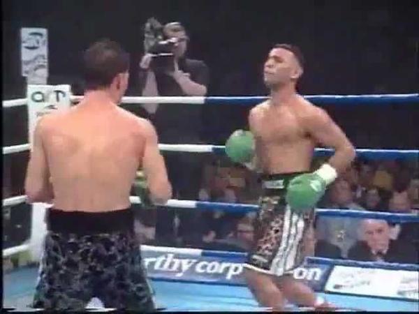 Best of Prince Naseem Hamed boxer