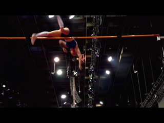 Анжелика Сидорова на Всероссийском фестивале прыжков с шестом