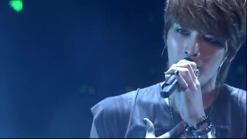 [DVD cut] KIM JAEJOONG - 06.三日月 (Mikaduki) _2013 GRAND FINALE LIVE CONCERT AND FAN MEETING_