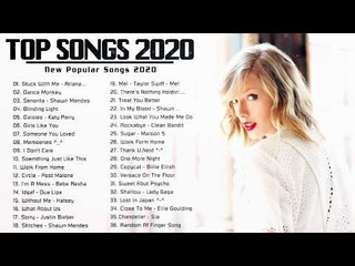 English Songs 2020Top 40 Popular Songs Playlist 2020 Best English Music Collection 2020